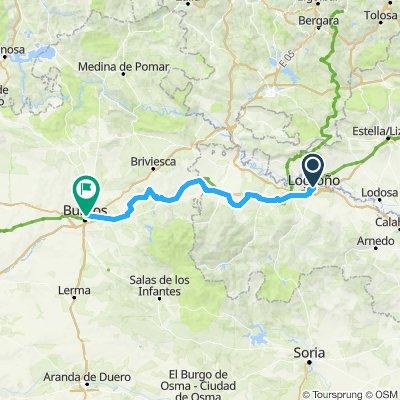 IV: Logrono - Burgos
