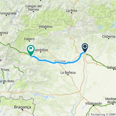 VI. León - Ponferrada
