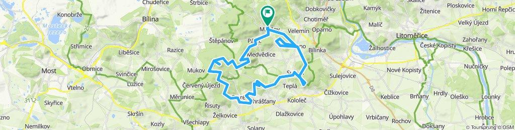 Cyklotrasy 036 - České středohoří 2b