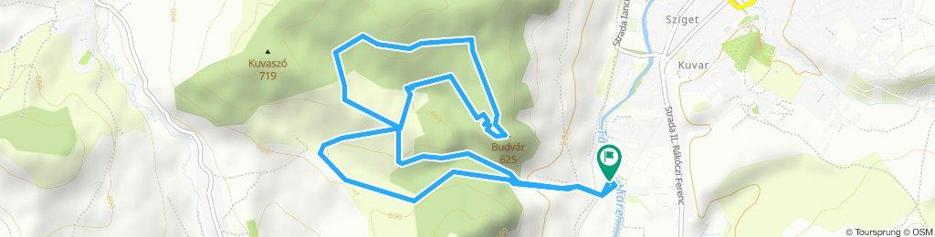 Budvár XC 9 km