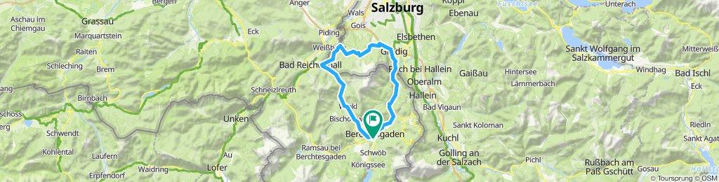 Rund um den Untersberg