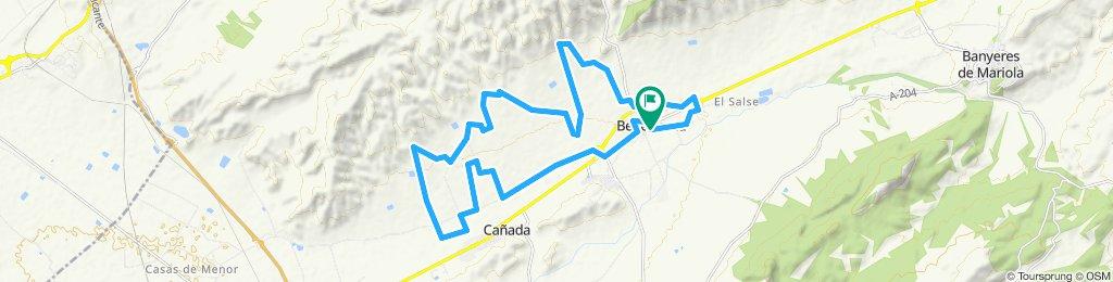ruta circular por benixama