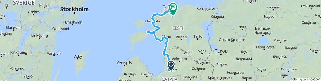 Baltic Brompton 8