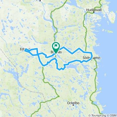 Byar och Backar 200km