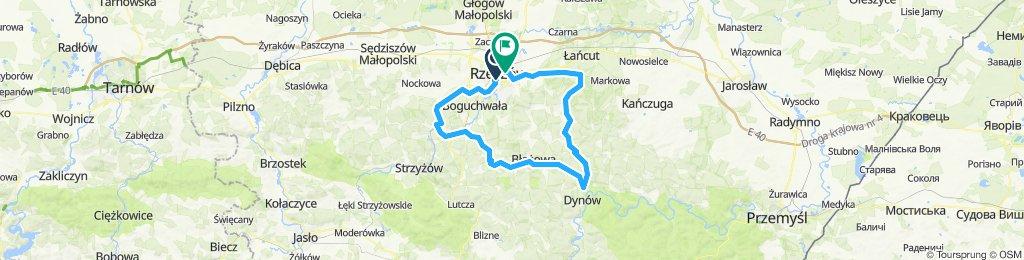 02.06.2019 Tour de Podkarpacie cz. IV