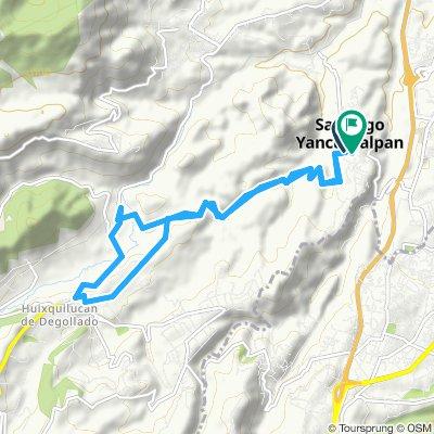 Easy ride in Huixquilucan2