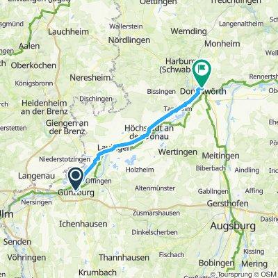 Günzburg - Donauwörth