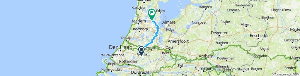 Gouda 74 km
