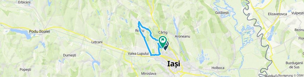 Easy ride in Iaşi