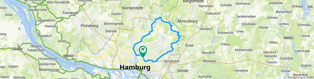 Hamburg Nord (Wandsbek, Volksdorf, Ohlsdorf)