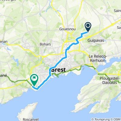 1. Aeroport - Brest