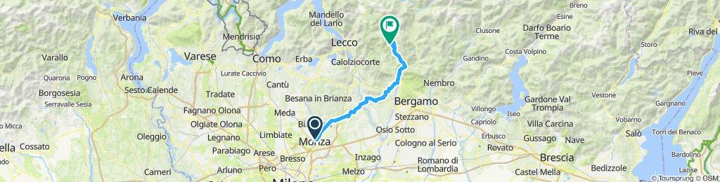 Pedalata Mario Gimondi (partenza da Monza)