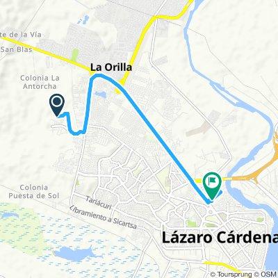 Paseo lento en La Orilla