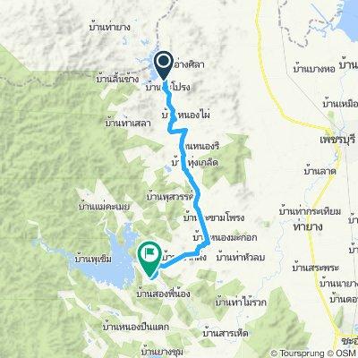 ratchaburi zweite Tour
