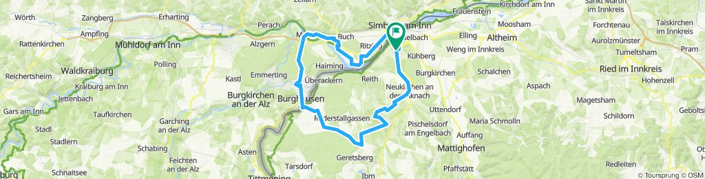 Burghausenrunde