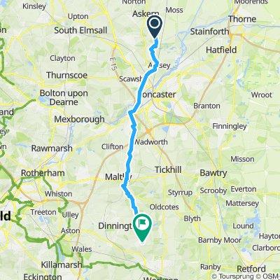 Day 7 - Owston - Gildingwells