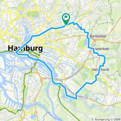Hamburgs Südosten