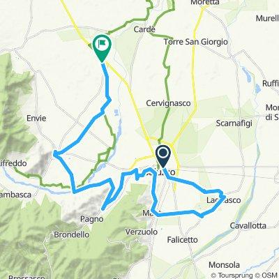 CARAGLIO - CYCLING TOUR 2