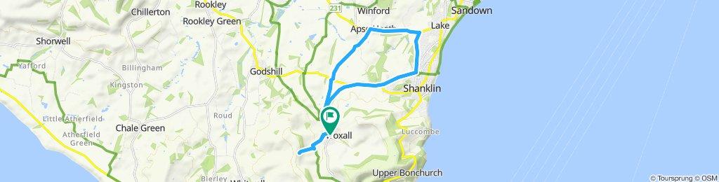 Shanklin Apse Loop