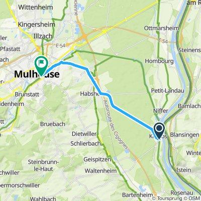 02 - kembs Mulhouse