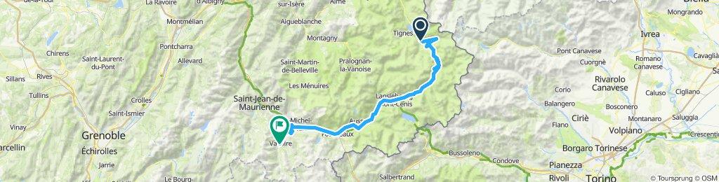 Val d'Isère-Valoire
