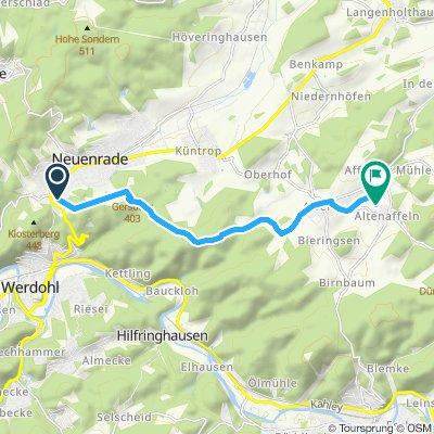 Nele Route