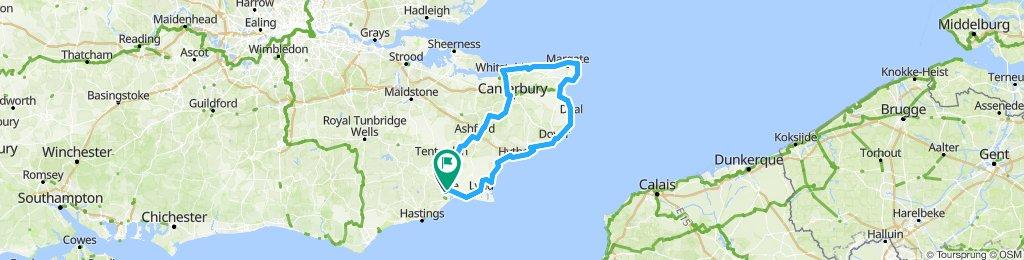 Kent coast circular