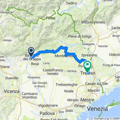 BAA - 6 - Bassano del Grappa - Asolo - Treviso