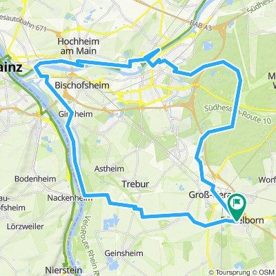 A-Team Rhein-Main Runde 60k