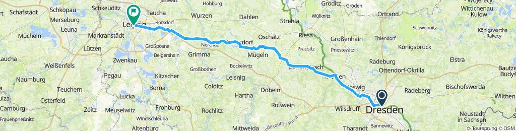 Leipzig rumpelig