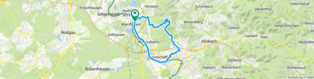 Rückersbacher Schlucht