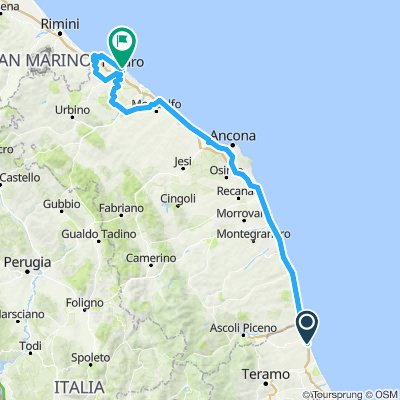 Giro d'Italia 2019 - Stage 8