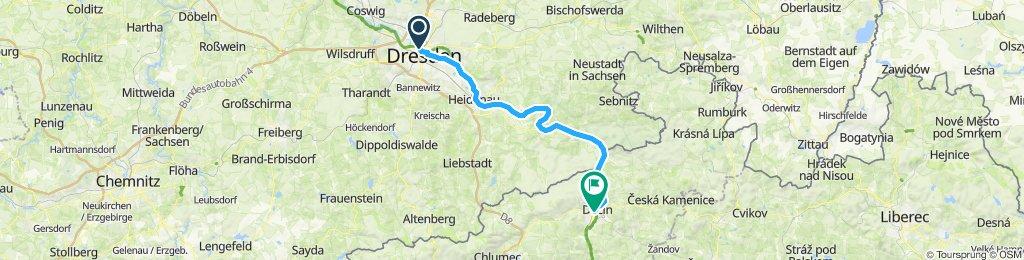PB-Prag 09: Dresden - Decin