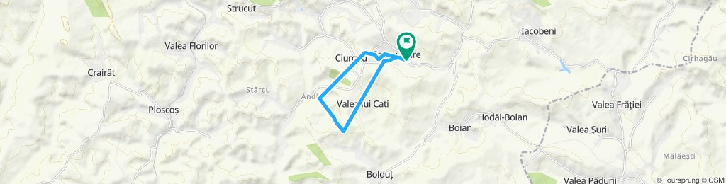 Antici -Valea lui Cati