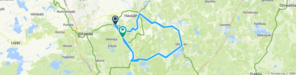 Hausjärvi Cycling