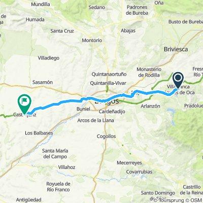 13 Villafranca - Castrojeriz