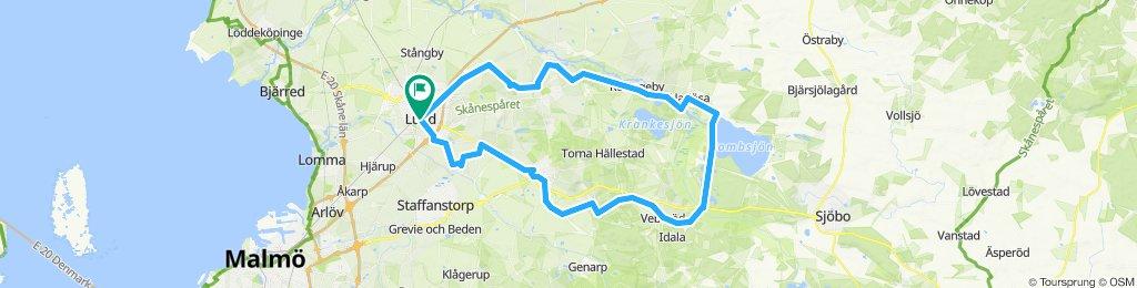 Lund-Vomb-Lund Alt 4