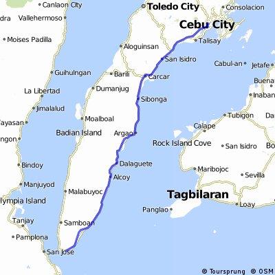 Cebu-Santander