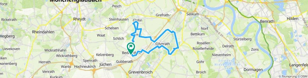 Bedburdyck / Glehn / Neukirchen / Gilverath
