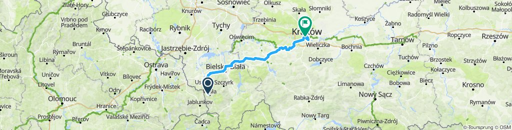 2019.05.18 WKC GÓRAL (4.1) - Wisła - Kraków