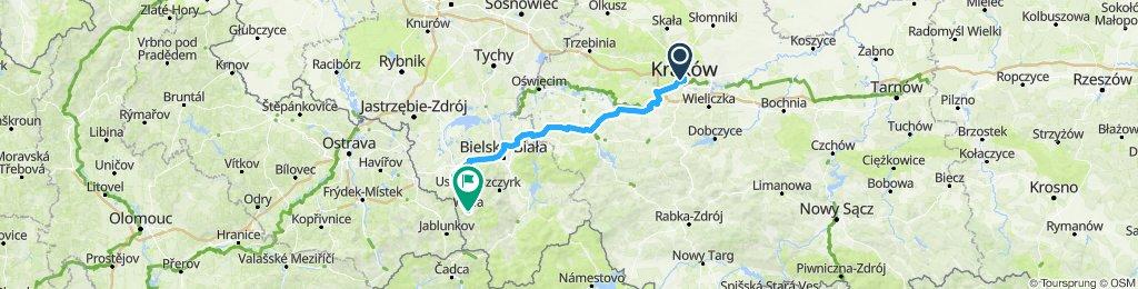 2019.05.19 WKC GÓRAL (4.2) - Kraków - Wisła