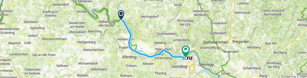 Donauradweg AT-SK-HU Süd 02