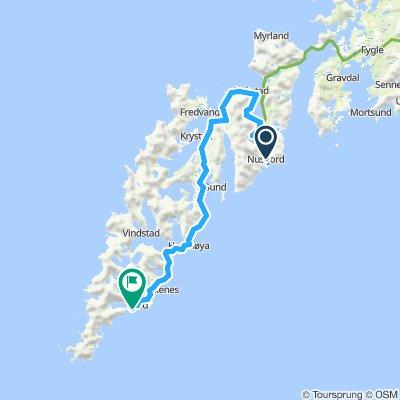 Day 10 Nusfjord - Å