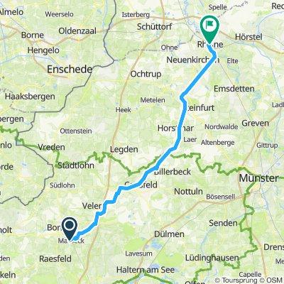 Borken - Rheine