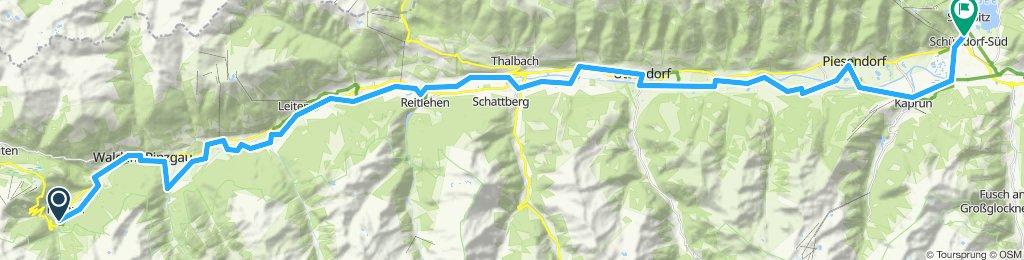 Krimml - Schüttdorf
