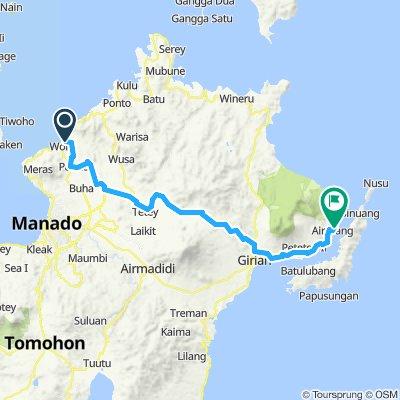 Manado - Lembeh