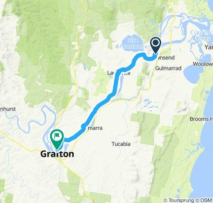 Maclean to Grafton