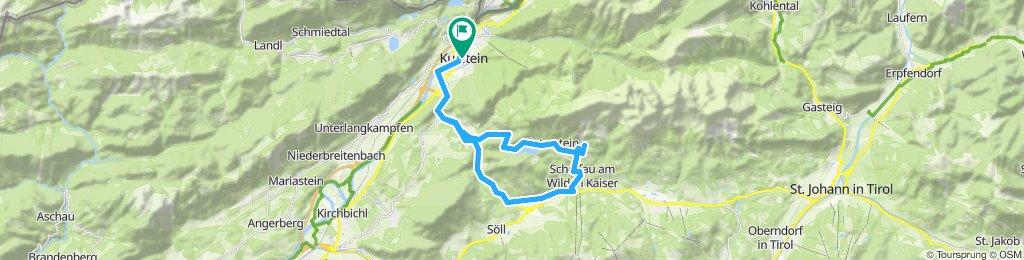 Kufstein-Hintersteiner See-Kufstein
