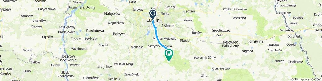 Discovery Through Rezerwat Olszanka