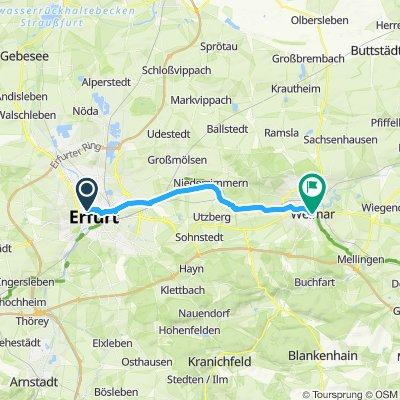 Erfurt-Weimar